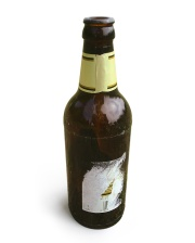 How can I reuse or recycle … narrow-necked glass bottles?