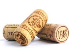 How can I reuse or recycle wine corks?