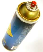 How can I reuse or recycle … aerosols?