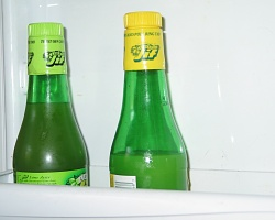 How can I reuse or recycle … out of date lemon juice?