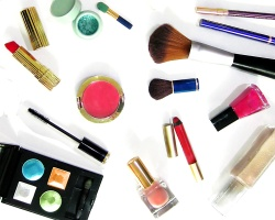How can I reuse or recycle … old cosmetics?