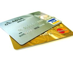 How can I reuse or recycle … old plastic (credit) cards?