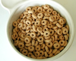How can I reuse or recycle … breakfast cereal gone chewy?