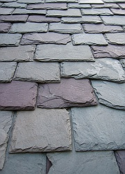 How can I reuse or recycle … slate tiles?