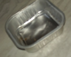 How can I reuse or recycle … foil pet food trays?