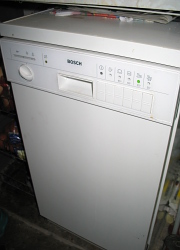 How can I reuse or recycle broken dishwashers?