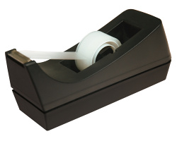 How can I reuse or recycle tape dispensers?