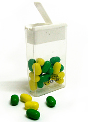 How can I reuse or recycle TicTac boxes?