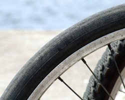 How can I reuse or recycle bike inner tubes?