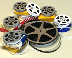 Got any old 8mm film reels or photo slides you want to get rid of?