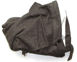 How can I reuse or recycle an old pair of trousers?