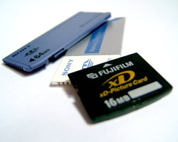 How can I reuse or recycle (or redistribute) old memory cards?