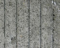 How can I reuse or recycle slabs of concrete?