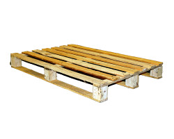 How can I reuse or recycle wooden pallets?