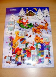 How can I reuse or recycle advent calendars?