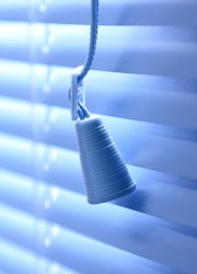 plastic slat blinds