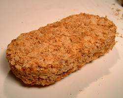 a weetabix wheat biscuit