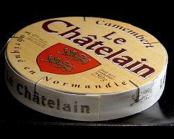 How can I reuse or recycle round, wooden Camembert boxes?