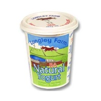 How can I reuse or recycle big yoghurt pots?