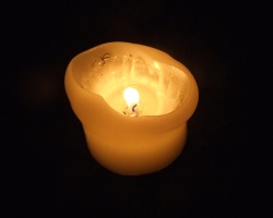 How can I reuse or recycle paraffin candles without making them into other candles?
