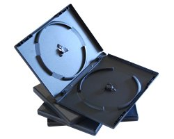 How can I reuse or recycle … DVD cases?