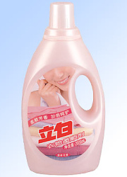 How can I reuse or recycle laundry detergent/fabric softener bottles?