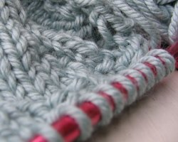 How can I reuse or recycle odd or bent knitting needles?