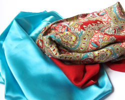 How can I reuse or recycle silk (and not-silk) scarves?