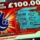 How can I reuse or recycle spent lottery scratchcards?