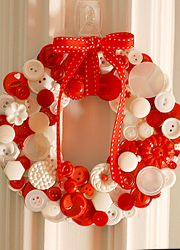 or - Recycled Christmas Decor
