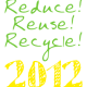 What are your green goals for 2012?