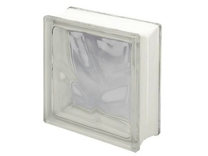 bathroom glass blocks